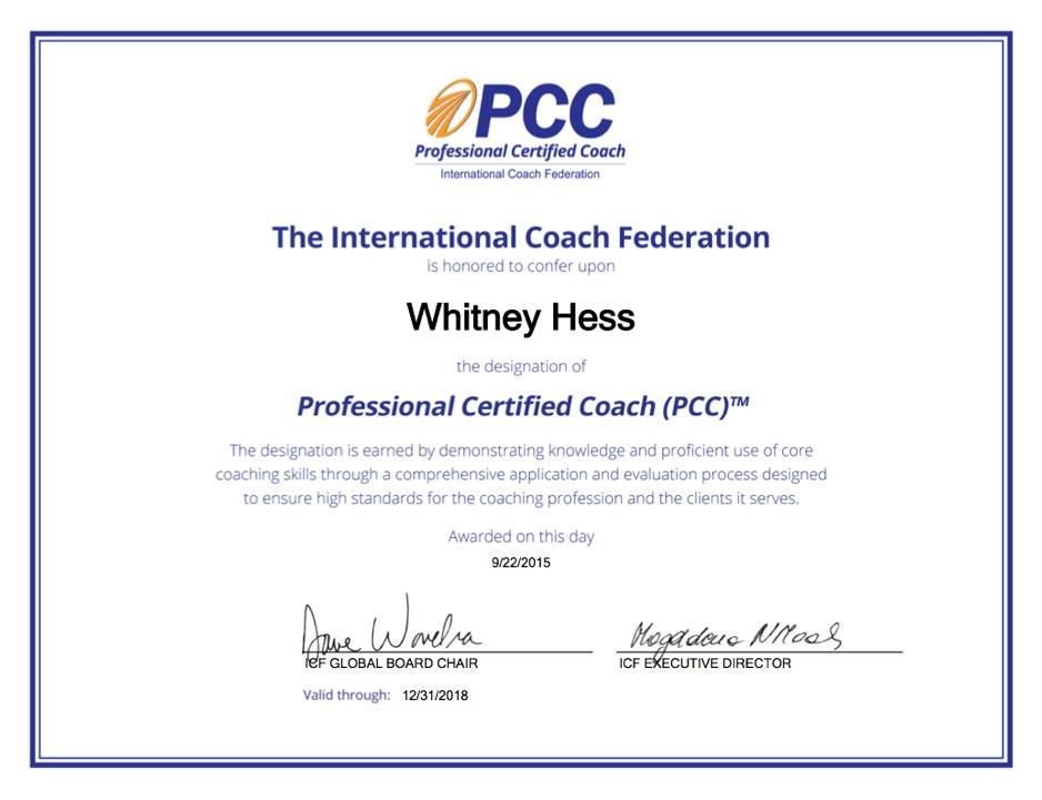 PCC_Credential_Certificate